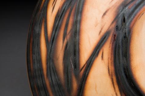 Detail: Burning In Series: Vessel #1